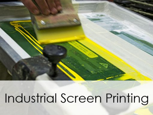 Industrial Screen Printing
