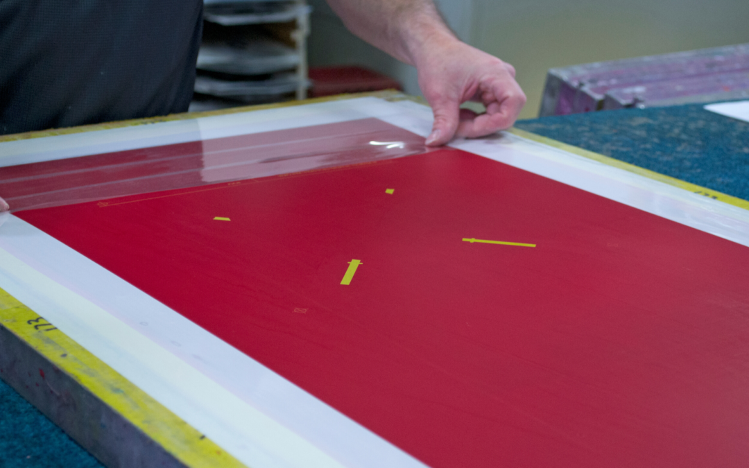 Advantages of Screen Printing